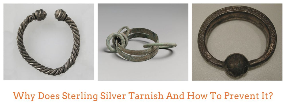 Why Does Sterling Silver Tarnish And How To Prevent It?