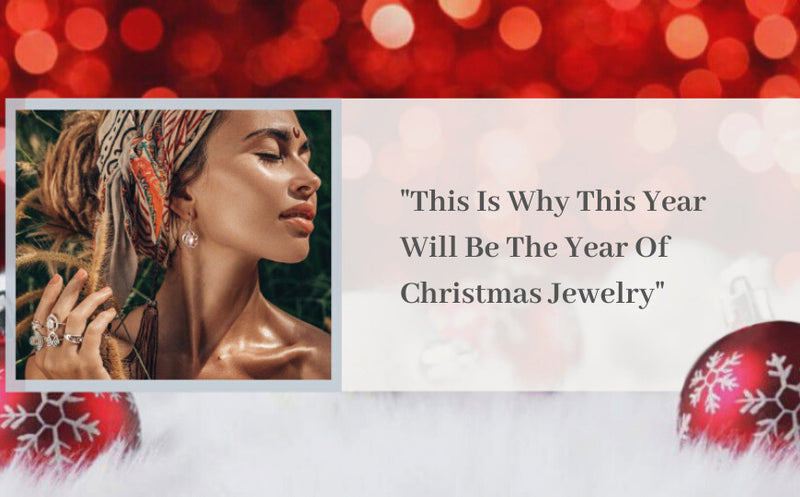 Year Of Christmas Jewelry