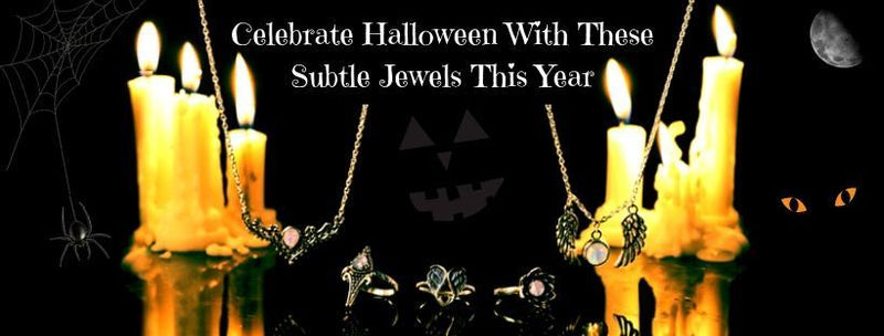 Celebrate Halloween With These Subtle Jewels This Year