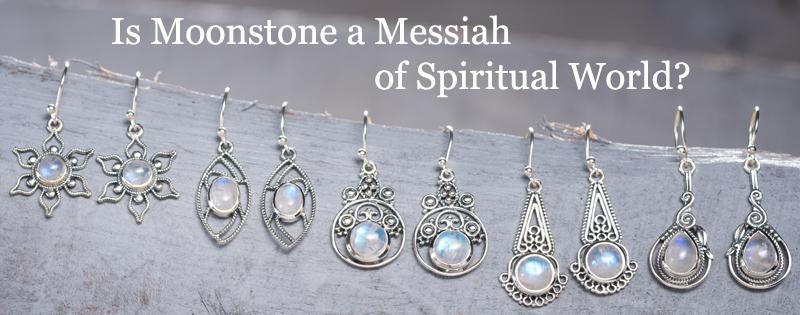 Is Moonstone a Messiah of Spiritual World?