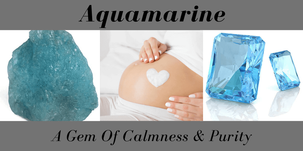 Aquamarine - A Gem Of Calmness And Purity