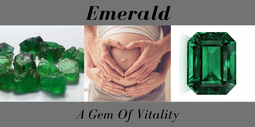 Emerald - A Gem Of Vitality