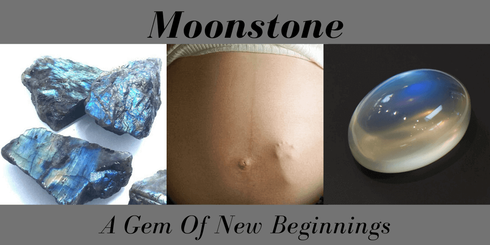 Moonstone - A Gem Of New Beginnings
