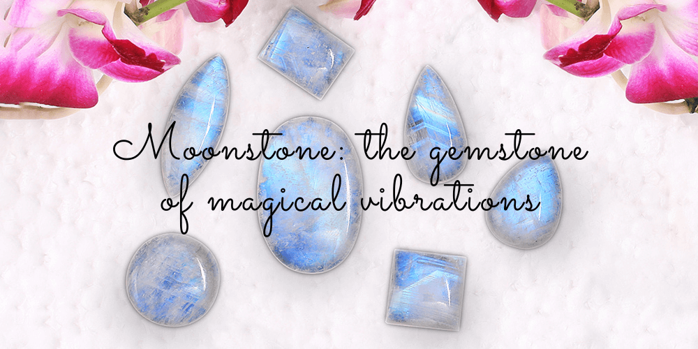 Moonstone-The Gemstone Of Magical Vibrations.