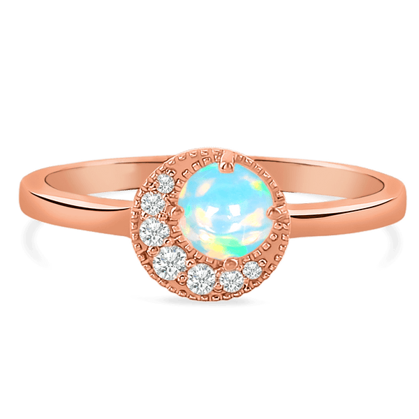 Opal Ring - Above All