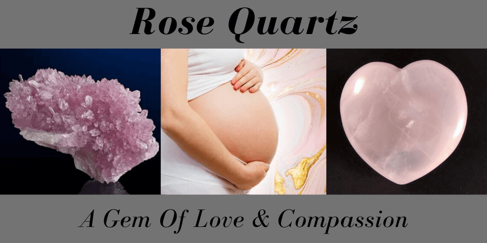Rose Quartz - A Gem Of Love And Compassion