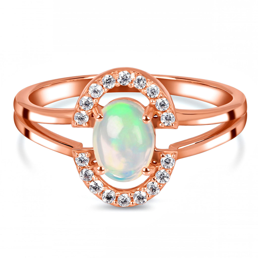 Opal Ring-Laurel