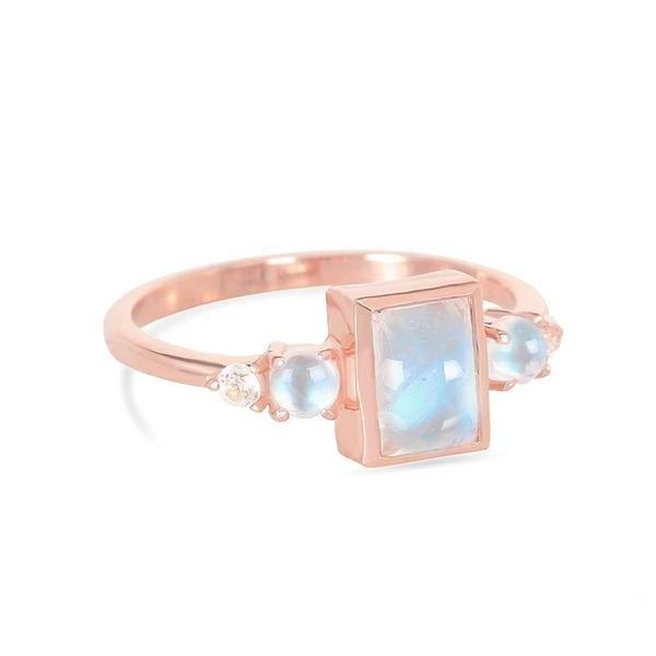 Moonstone Ring - Royalty
