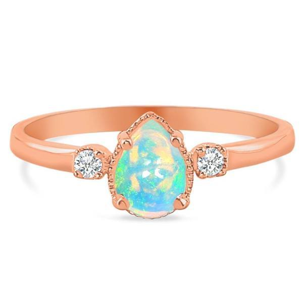 Opal Ring - Exist