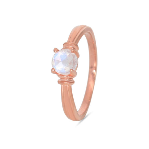 Moonstone Ring-Prosperity-S