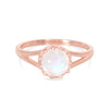 Moonstone Ring - Honor
