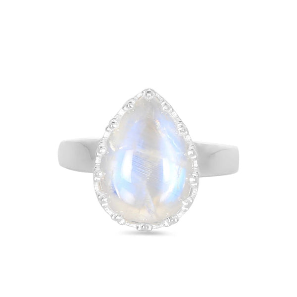 Moonstone Ring-Remembrance