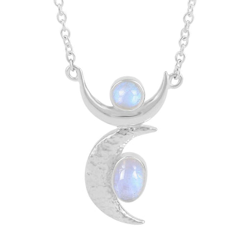Moonstone Necklace-Axion