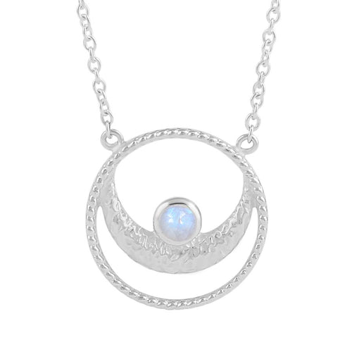 Moonstone Necklace-Corona