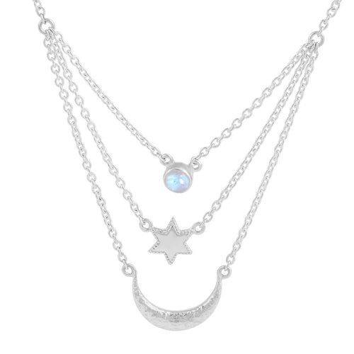Moonstone Necklace-Phantom