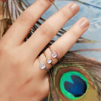 Moonstone Ring - Rhythm
