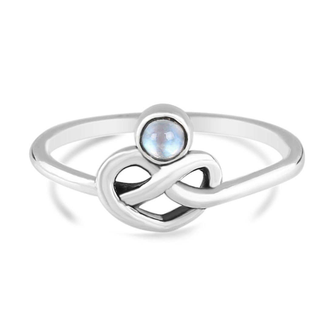 Moonstone Ring-Glory Sale Item 925 SILVER & MOONSTONE