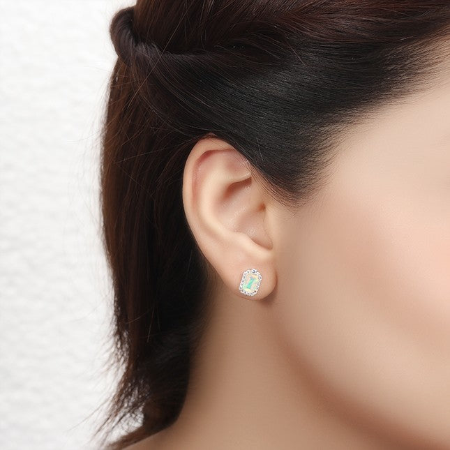 Opal Earring-Luminance
