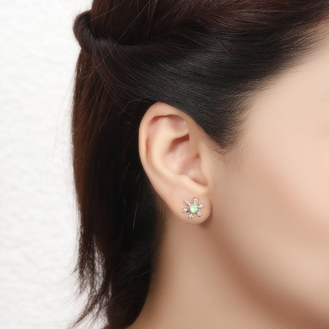 Opal Earring-Tradition