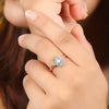 Opal Ring-Gentleness