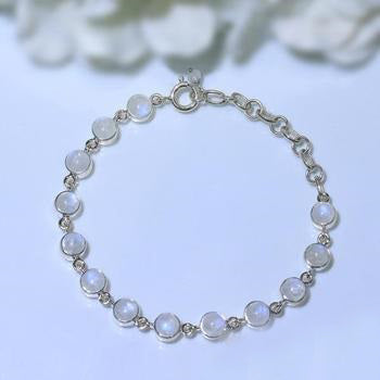 Moonstone Bracelet-Dawn To Dusk