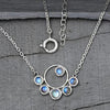 Moonstone Necklace-Moonstone Marvel