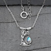 Moonstone Necklace-Night Soul