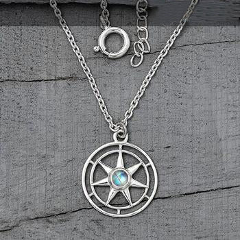 Moonstone Necklace-Spirit Keeper