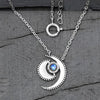 Moonstone Necklace-Wild Moon