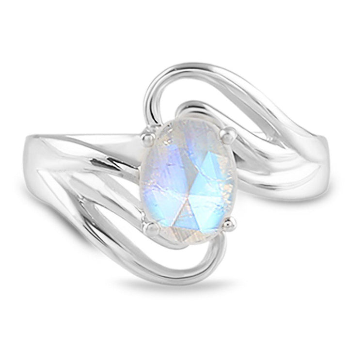 Moonstone Ring - Contempo