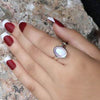 Moonstone Ring-Meraz