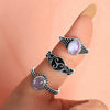 Moonstone Ring-Noble Luminance