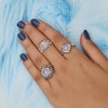 Moonstone Ring-Sparkling Luxe