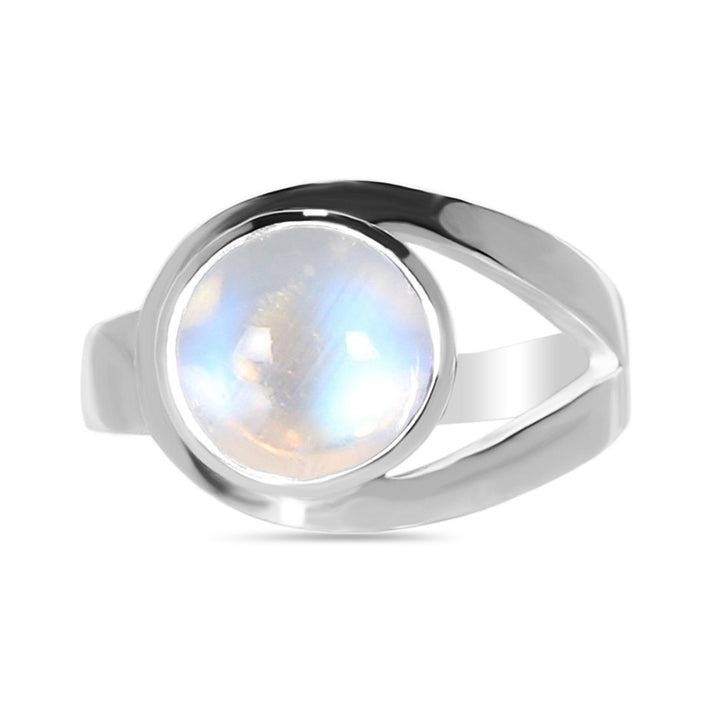 Moonstone Ring - The Third Eye