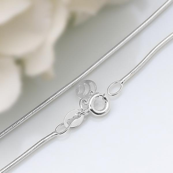 Sterling Silver Chain-Snake's Trinket