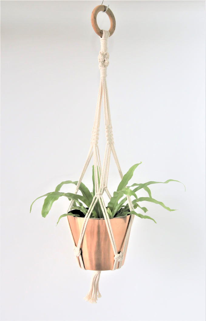 SALE!  Masekela Hanging Planter  [mah-seh-keh-lah] - Co-Lab SA