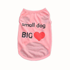 2016 small cheap dog clothes dogs pets clothing summer animals cats clothing pet shop dog Vests Puppy Vest Cat Vest chihuahua