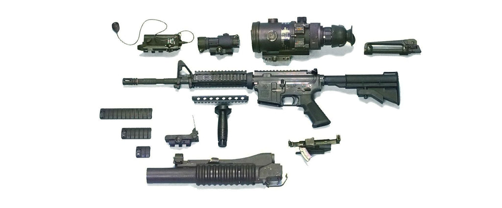 5 must rifle accessories