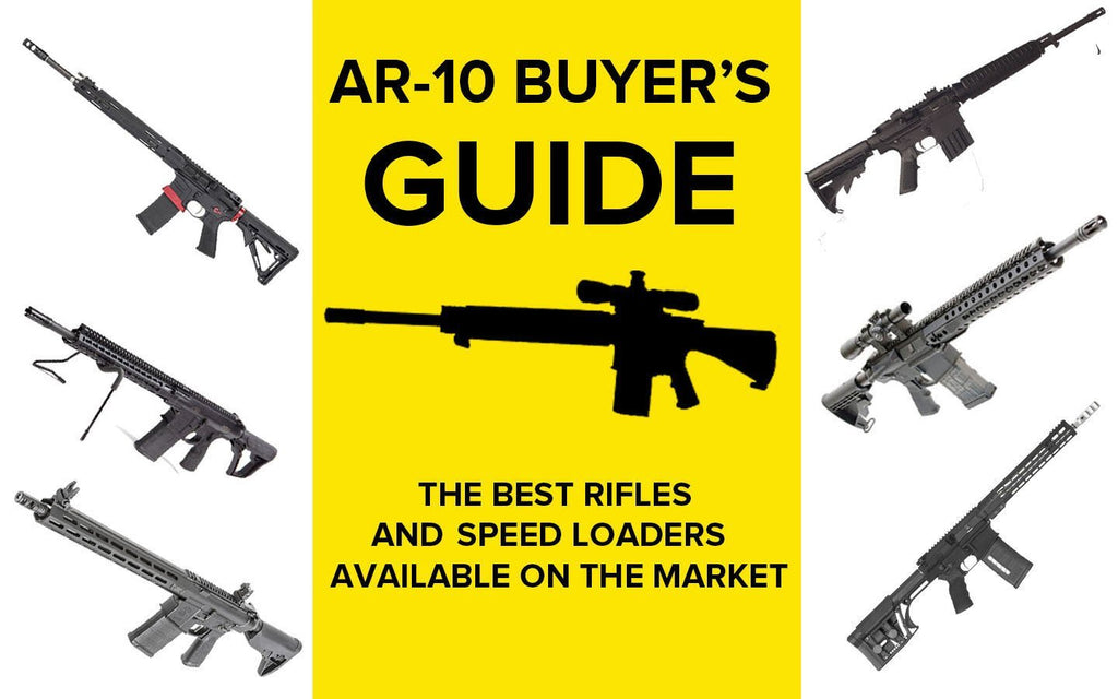 6 Best AR-10 Rifles on the Market – Complete Guide in 2020 | Podavach