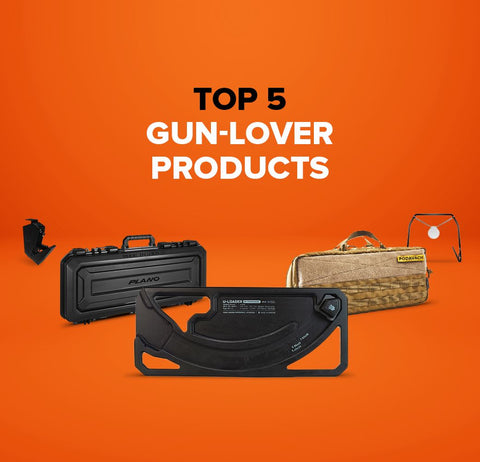 TOP 5 Gun-Lover Products