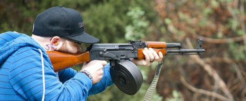 What to look for when buying an ak 47 rifle
