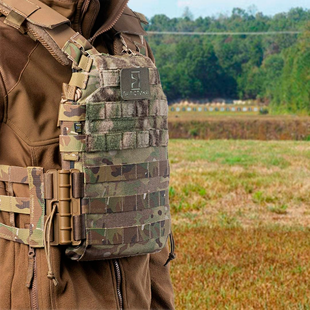 Why Do You Need a Plate carrier at Range or While Hunting?