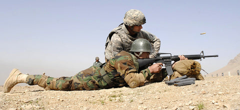Why the u.s. military chose the m16 instead of the ak-47