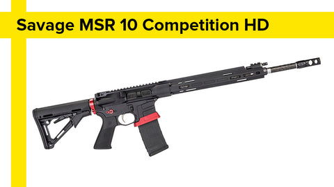 Savage MSR 10 Competition HD