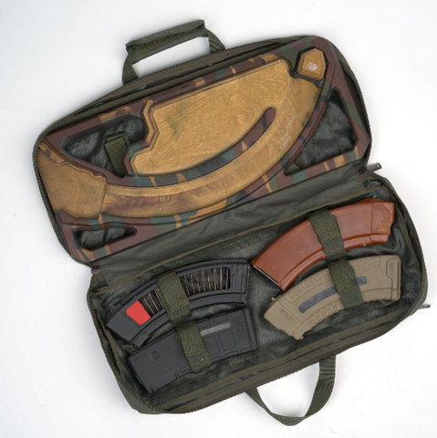 Range Bag for AR15+AK Speed Loaders