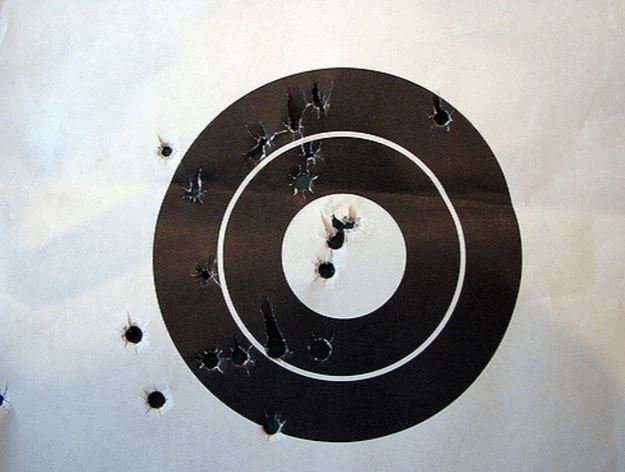 Use free targets for shooting
