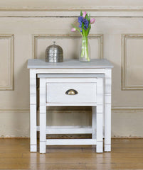 Shabby Chic Nest of Tables | BUY FROM NEST OF TABLES UK | FREE DELIVERY UK MAINLAND