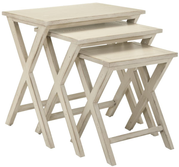 Catrina 3 Piece Nest of Tables