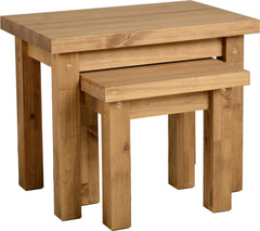 Picante 2 Piece of Nest of Tables | BUY FROM NEST OF TABLES UK | FREE DELIVERY UK MAINLAND