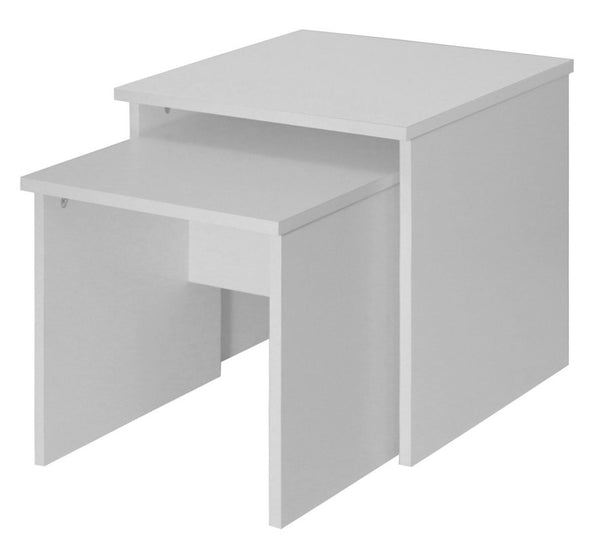 Sarri 2 Piece Nest of Tables - White